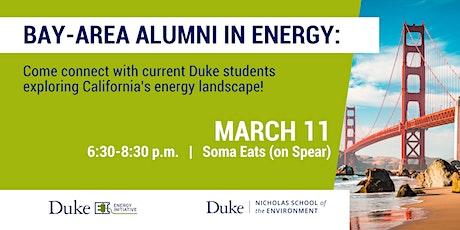 Duke University Alumni Reception: Clean Energy in California tickets