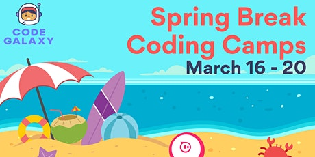 Spring Break Coding Camps at Code Galaxy tickets