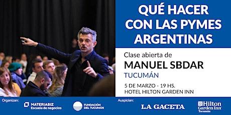 Qué hacer con las PyMES argentinas entradas