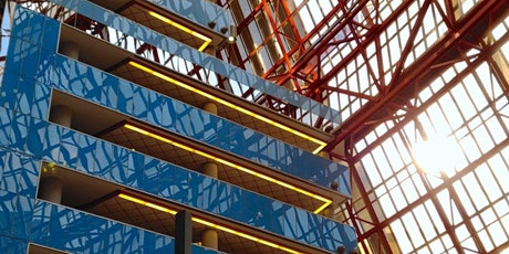 The James R. Thompson Center: Postmodern People's Palace tickets