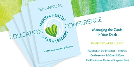 Mental Health Conference for Faith Leaders tickets