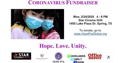 Night of Giving at the Movies: CoronaVirus Relief