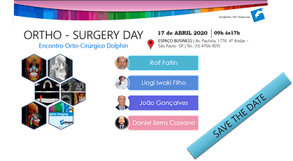 2º ORTHO - SURGERY DAY DOLPHIN ingressos