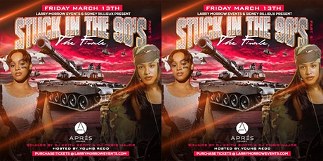 STUCK IN THE 90'S PART 5 - The Finale tickets