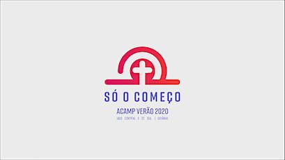 AcampVerão 2020 ingressos