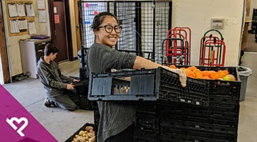 Volunteer with Project Helping at the Action Center