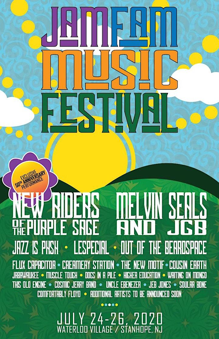 JamFam Music & Arts Festival image