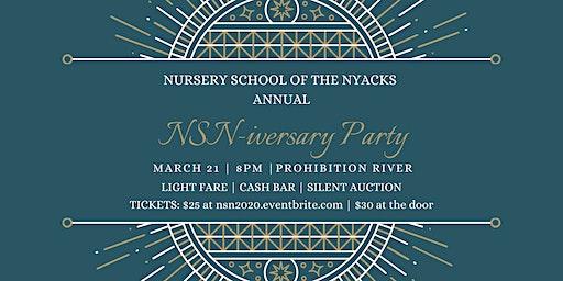 Nursery School of the Nyacks Annual NSN-iversary Party