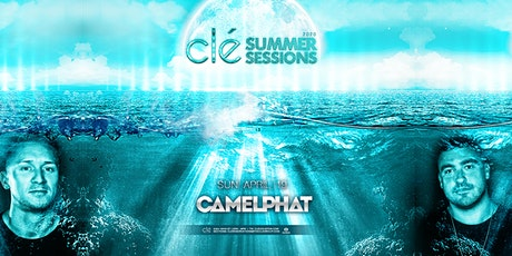Camelphat / Sunday April 19th / Clé Summer Sessions tickets