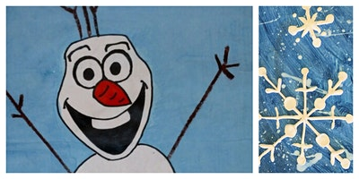 Olaf and Friends Summer Camp (4-9 Years)