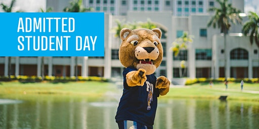 FIU Admitted Student Day Modesto Maidique Campus 2020