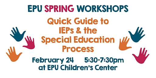 IEP Workshop with AspiraNet