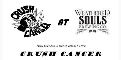 Crush Cancer 2020 tickets