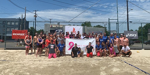 $5,000 Cash Payout!  8th Spike IT To Cancer Sand Volleyball Tournament