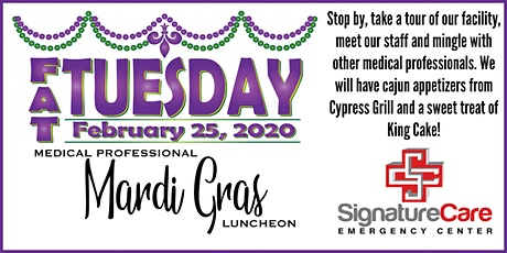 Fat Tuesday Medical Networking Party tickets