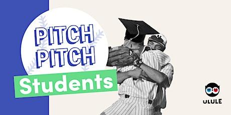 Pitch Pitch Students/Etudiants - Montréal billets
