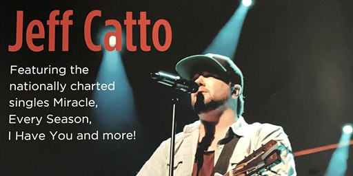 Jeff Catto In Concert