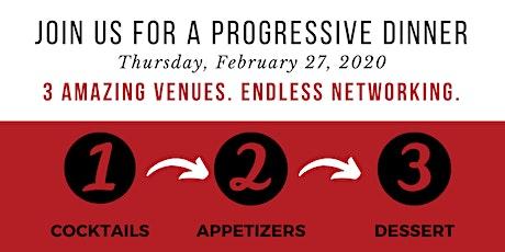 ACC-SC Progressive Dinner tickets