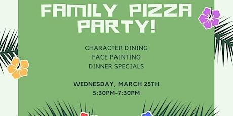 Family Pizza Night tickets
