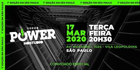 Terça Power em São Paulo ingressos