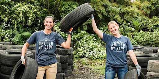 United By Blue - Trenton Amtico Cleanup: Day I