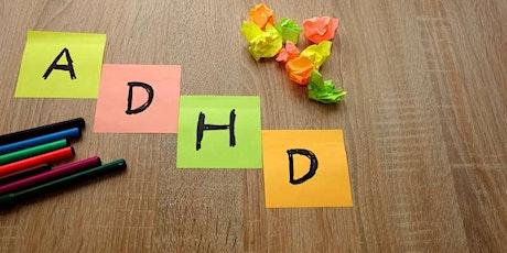Conoscere l'ADHD: funzioni esecutive e strategie efficaci biglietti