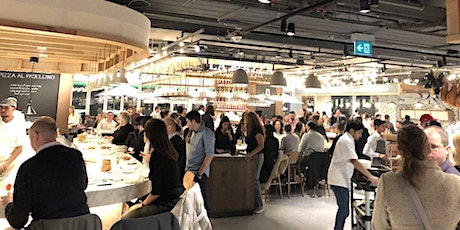 Next Level Networking: Getting to Know You at Eataly tickets
