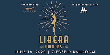 2020 A2IM Libera Awards tickets