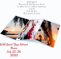 WILD SPIRIT YOGA RETREAT tickets