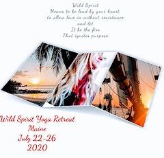 WILD SPIRIT YOGA RETREAT tickets