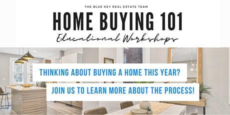 Home Buying 101 (April 25, 2020) tickets