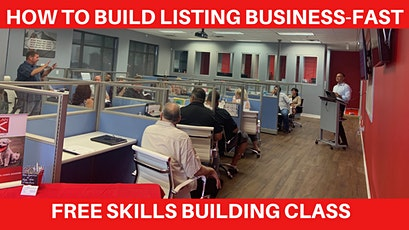 How to BUILD Listing Business-FAST! tickets