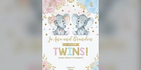 Ja'Ana & Brandon's Babyshower tickets