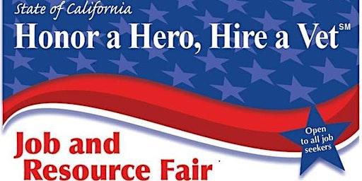 Hire a Vet Job & Resource Fair 2020 (Open to All Job Seekers)
