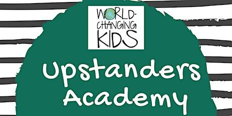 Upstanders Academy tickets