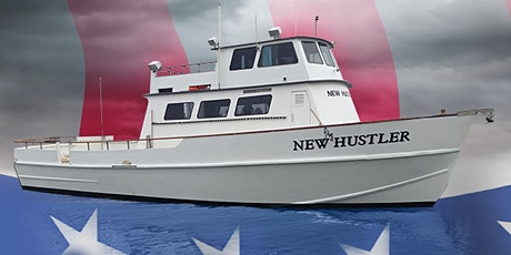 2020 Americas Brave and Courageous Fishing Trip - New Hustler III tickets