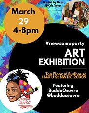 NewSAMO Art Party tickets
