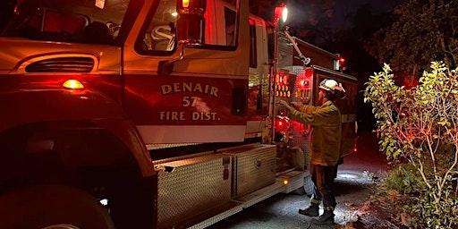 Denair Fire Department Emergency Exercise