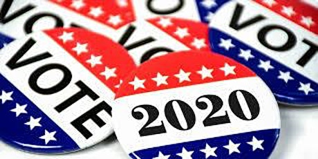 Cyber Security and the 2020 Elections tickets