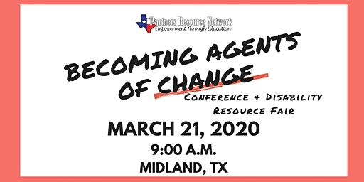 18 Becoming Agents of Change - Conference & Disability Resource Fair