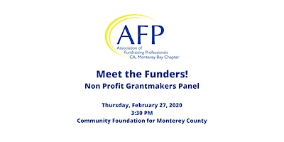 Meet the Funders - Nonprofit Grantmakers Panel