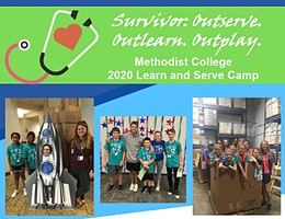 Methodist College Learn and Serve Summer 2020 Camp: 5th - 8th Grade