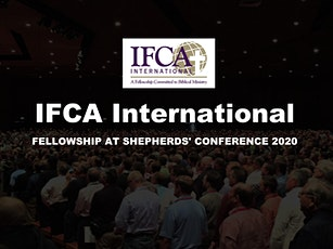 IFCA Fellowship at Shepherds' Conference 2020 tickets