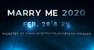 Marry Me 2020