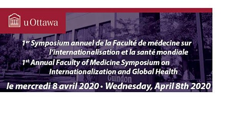 1er Symposium Faculté de Médecine  internationalisation et santé mondiale billets