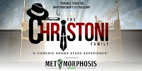 """The CHRISTONI Family"" The Stage Play tickets"