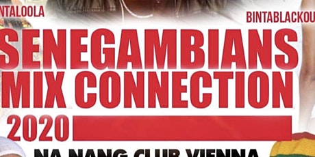 Senegambianmix Connection Tickets