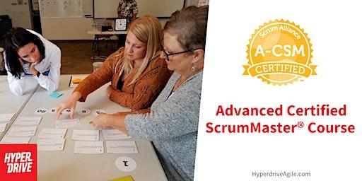 Advanced Certified ScrumMaster® (A-CSM) Course - Richmond, VA