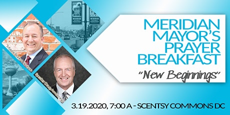 51st  Annual Meridian Mayor's Prayer Breakfast tickets