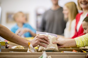 Live Generously Night at St. Louis Area Food Bank